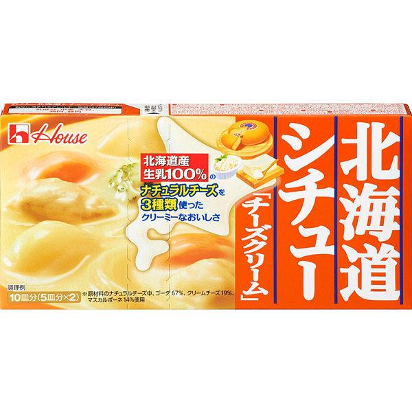 ハウス 北海道シチュー チーズクリーム