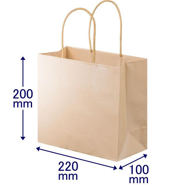丸紐 手提げ紙袋 M 30枚
