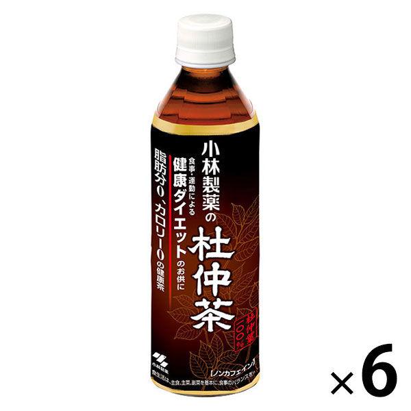 小林製薬の杜仲茶 500mL 6本