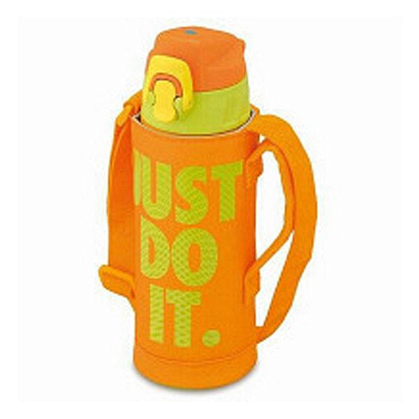 ハイドレーションボトル0.5L オレンジ