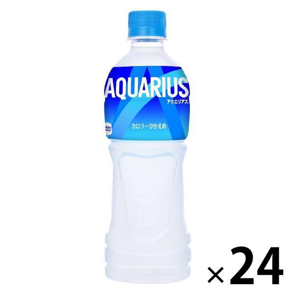 アクエリアス 500ml 24本