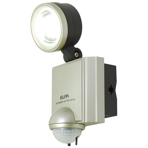 朝日電器 LEDセンサーライト ESL-401AC (取寄品)