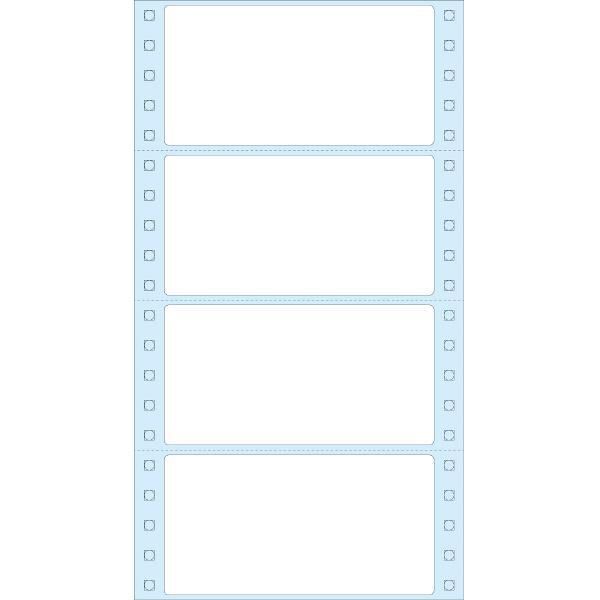 ダイオープリンティング タックラベル7MX5E 15307 1箱(500シート入×2)