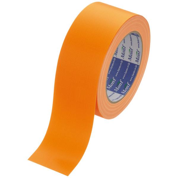 Monf布粘着テープ オレンジ 1巻
