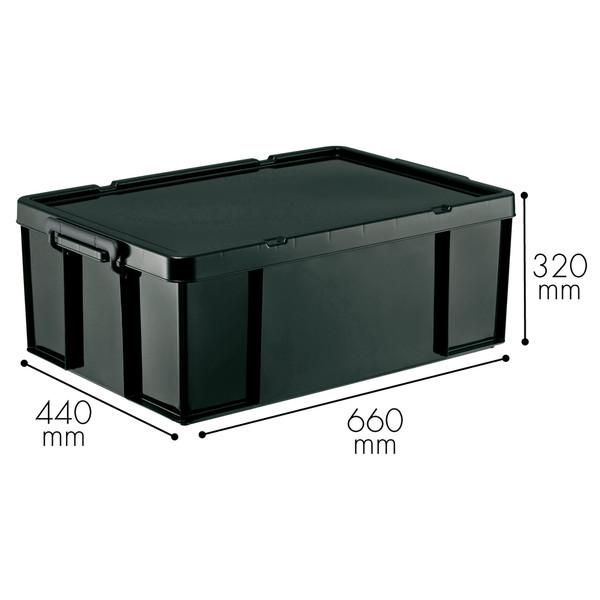 ロックス660L ブラック