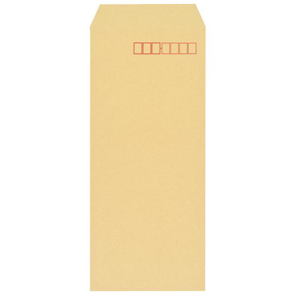 寿堂 FSC認証クラフト封筒 長4〒枠あり 3000枚(1000枚×3箱)