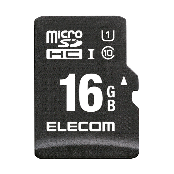 microSDHCカード車載用 16GB