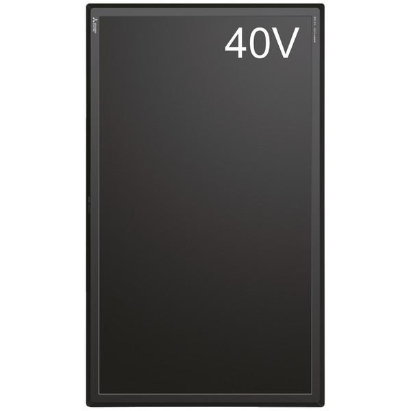 三菱電機 カンタンサイネージ40型デジタルハイビジョン液晶テレビ 40V DSM-40L7 1台