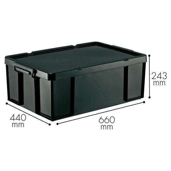 天馬 ロックス660M ブラック 1箱(4個入)