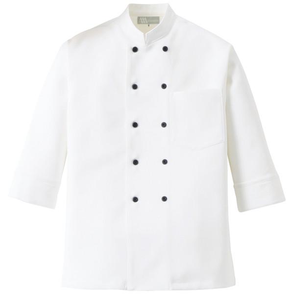 男女兼用コックシャツ HS2953 S