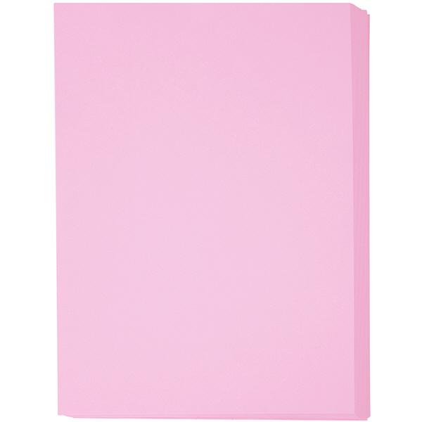 ピンク A3 特厚口 1冊(250枚入)