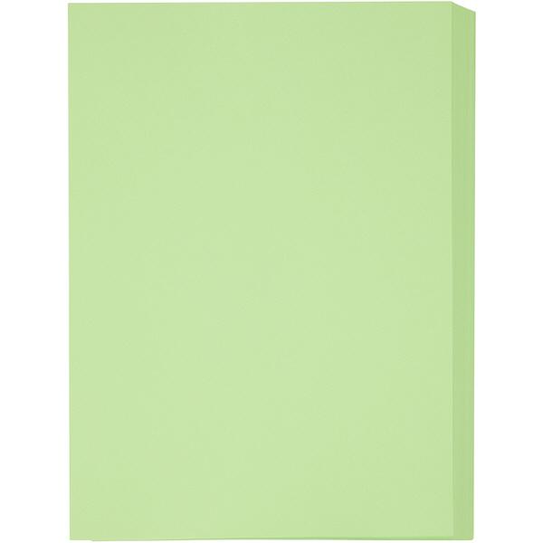 グリーン A4 厚口 1冊(500枚入)