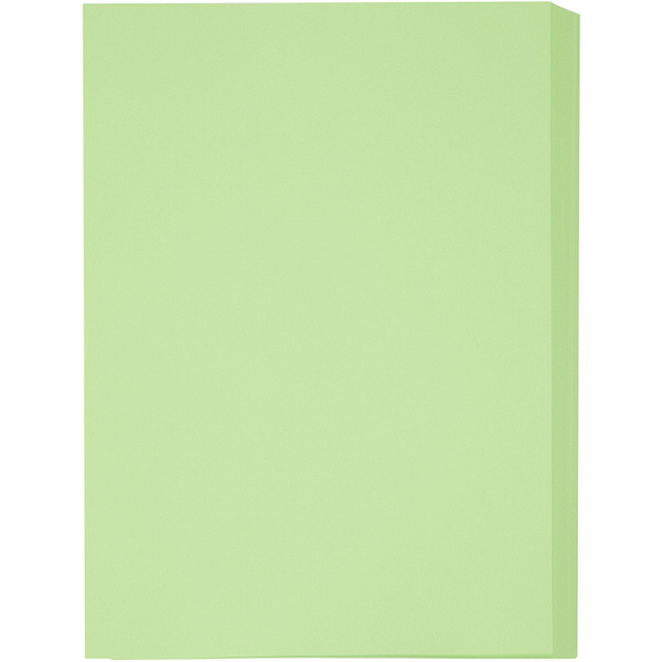 グリーン A3 厚口 1冊(250枚入)