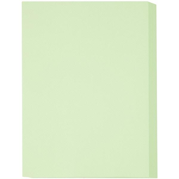 ライトグリーン A4 特厚口 1冊