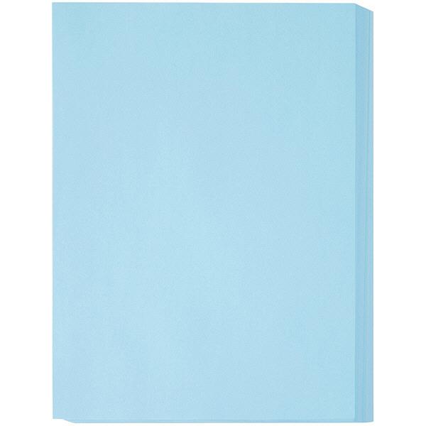 ブルー A4 特厚口 1冊(250枚入)