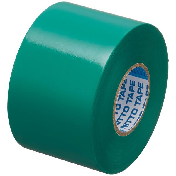 ビニルテープ幅広S 50×20 緑