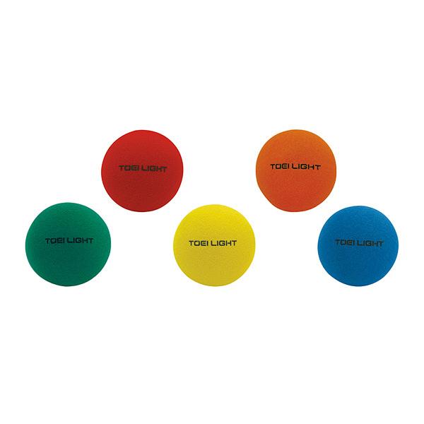 トーエイライト ノーバウンズボール(5個1組) 本体 B2296 1セット (取寄品)