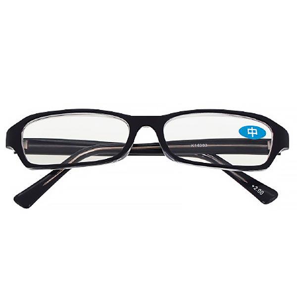 カール事務器 老眼鏡(+2.0/中) FR-08-20