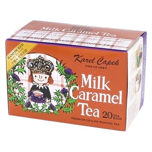 ミルクキャラメルティー TB 1箱