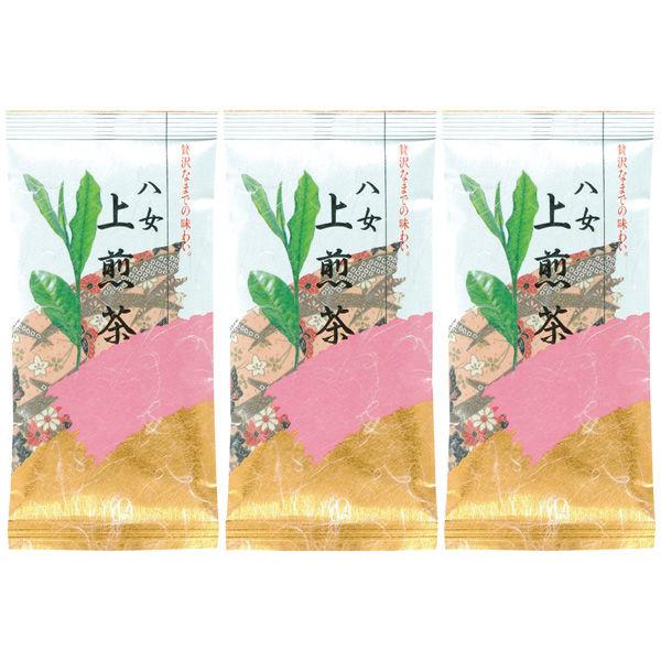 八女茶 上煎茶 1パック(3袋入り)
