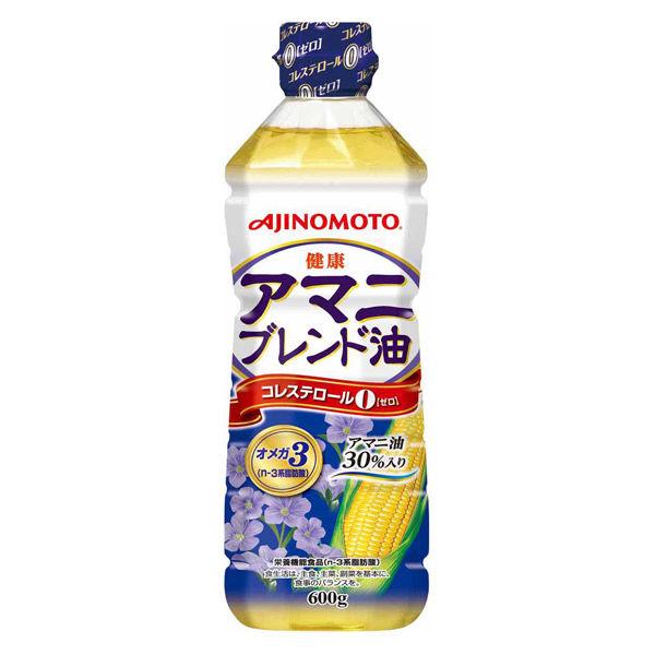 味の素 健康アマニブレンド油 1本