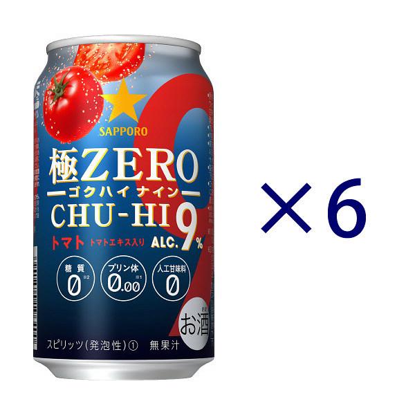 ゴクハイ9(ナイン) トマト 6缶