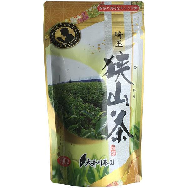 茶師のおすすめ 埼玉狭山茶 1袋