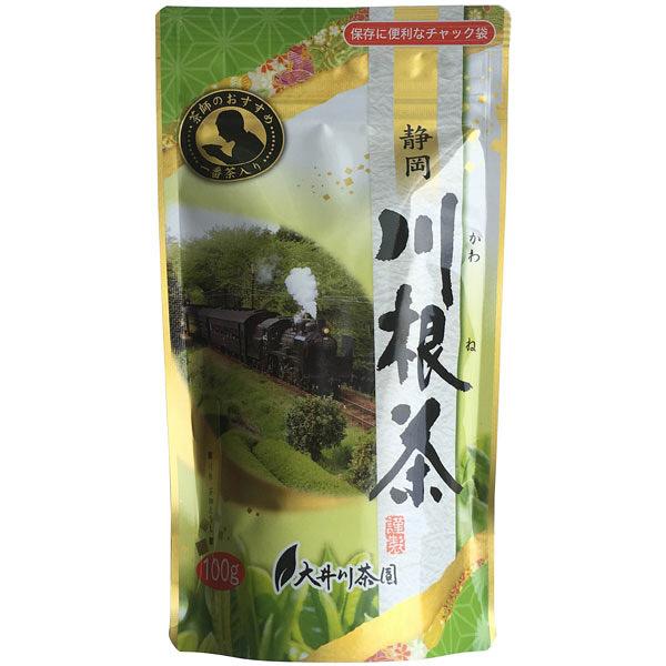 茶師のおすすめ 静岡川根茶 1袋