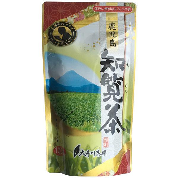 茶師のおすすめ 鹿児島知覧茶 1袋