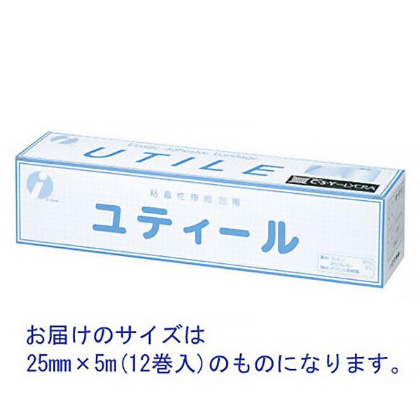 イワツキ 包帯 ユティール 特小A 25mm×5m 003-30114 1箱(12巻入)