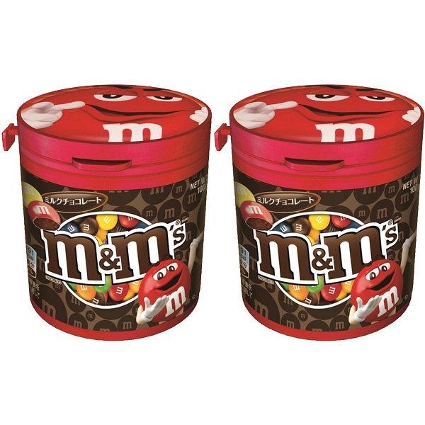 M&Msレッドボトルミルク