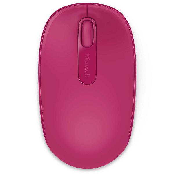 マイクロソフト 無線マウス ピンク