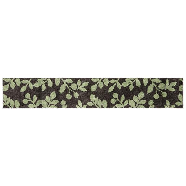 ブラット キッチンマット 45×270緑