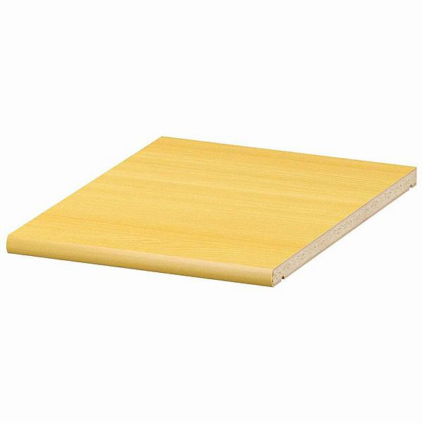 大洋 Shelfit(シェルフィット) エースラック/カラーラックM 追加棚板 標準タイプ 本体幅300×奥行400mm専用 ナチュラル 1枚 (取寄品)