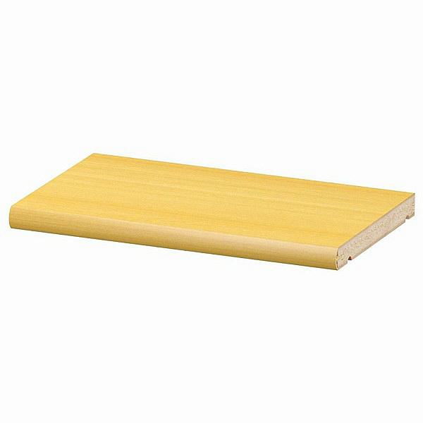 大洋 Shelfit(シェルフィット) エースラック/カラーラックS 追加棚板 標準タイプ 本体幅300×奥行190mm専用 ナチュラル 1枚 (取寄品)