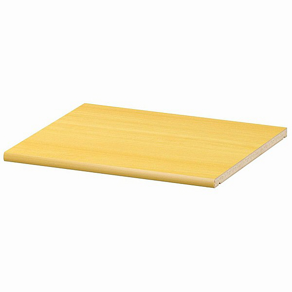 大洋 Shelfit(シェルフィット) エースラック/カラーラックM 追加棚板 標準タイプ 本体幅500×奥行400mm専用 ナチュラル 1枚 (取寄品)