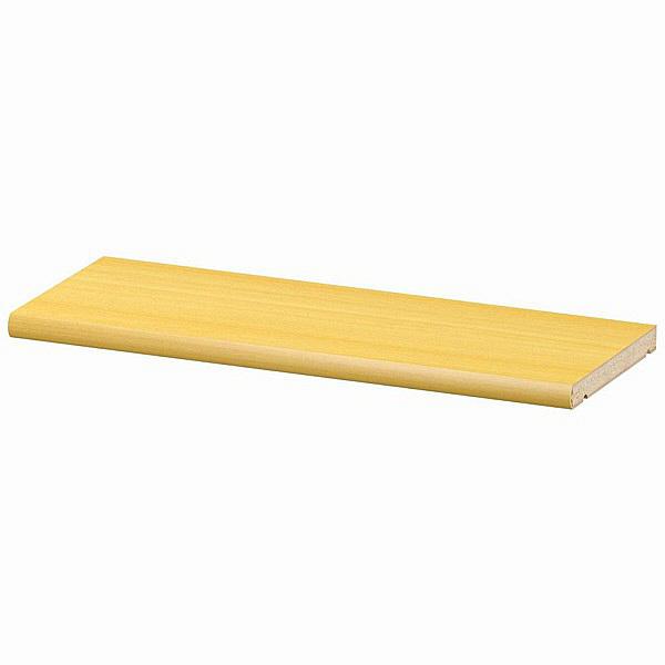 大洋 Shelfit(シェルフィット) エースラック/カラーラックS 追加棚板 標準タイプ 本体幅500×奥行190mm専用 ナチュラル 1枚 (取寄品)