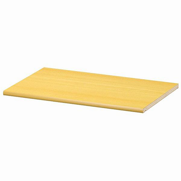 大洋 Shelfit(シェルフィット) エースラック/カラーラックM 追加棚板 標準タイプ 本体幅600×奥行400mm専用 ナチュラル 1枚 (取寄品)