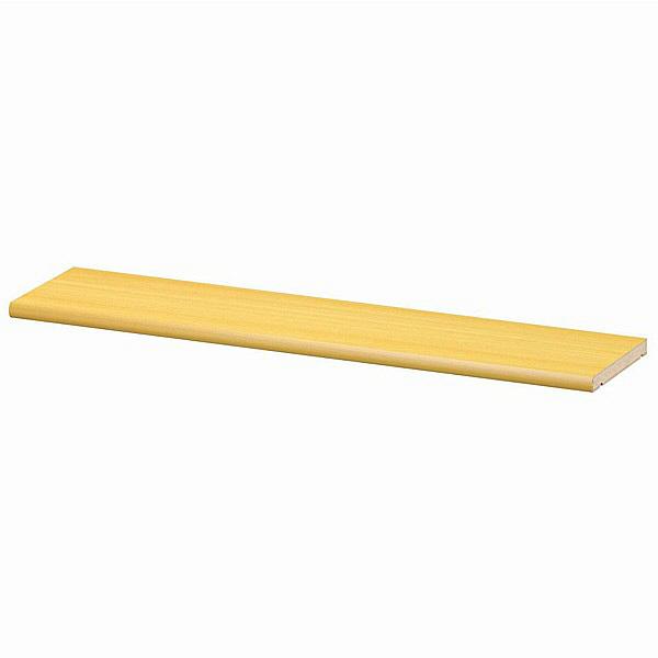 大洋 Shelfit(シェルフィット) エースラック/カラーラックS 追加棚板 標準タイプ 本体幅700×奥行190mm専用 ナチュラル 1枚 (取寄品)