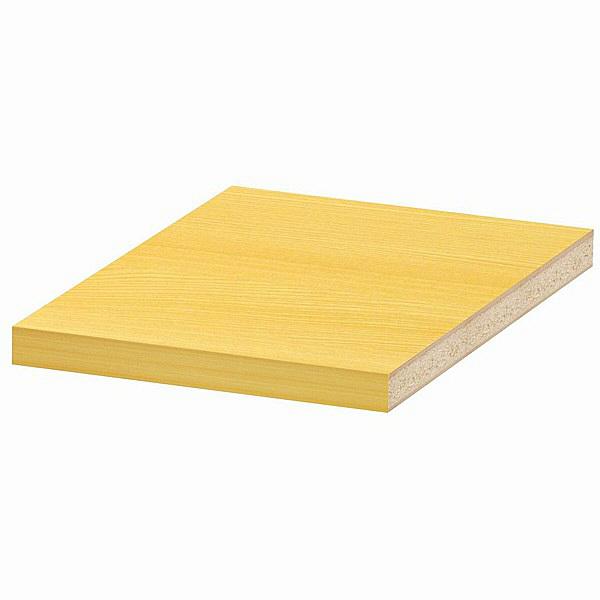 大洋 Shelfit(シェルフィット) エースラック/カラーラックM 追加棚板 タフタイプ 本体幅300×奥行400mm専用 ナチュラル 1枚 (取寄品)