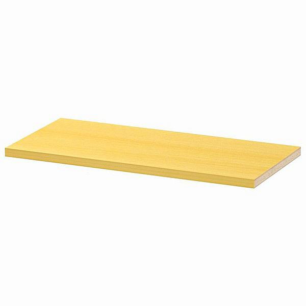 大洋 Shelfit(シェルフィット) エースラック/カラーラックM 追加棚板 タフタイプ 本体幅800×奥行400mm専用 ナチュラル 1枚 (取寄品)