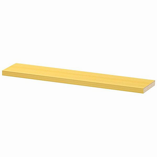 大洋 Shelfit(シェルフィット) エースラック/カラーラックS 追加棚板 タフタイプ 本体幅800×奥行190mm専用 ナチュラル 1枚 (取寄品)