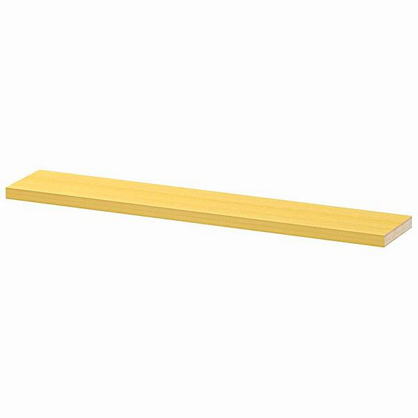 大洋 Shelfit(シェルフィット) エースラック/カラーラックS 追加棚板 タフタイプ 本体幅900×奥行190mm専用 ナチュラル 1枚 (取寄品)