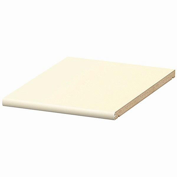 大洋 Shelfit(シェルフィット) エースラック/カラーラックM 追加棚板 標準タイプ 本体幅300×奥行400mm専用 ホワイト 1枚 (取寄品)