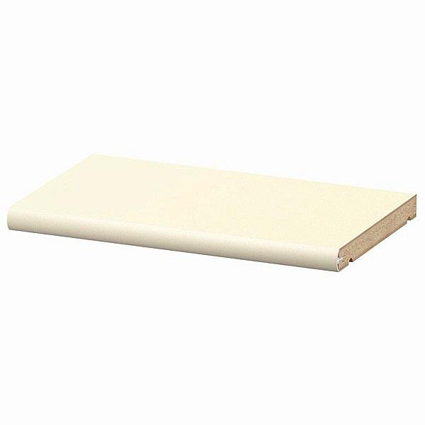 大洋 Shelfit(シェルフィット) エースラック/カラーラックS 追加棚板 標準タイプ 本体幅300×奥行190mm専用 ホワイト 1枚 (取寄品)