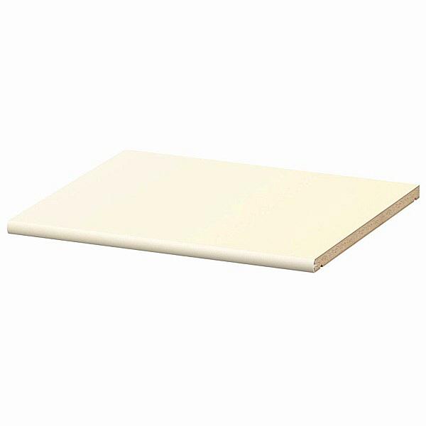 大洋 Shelfit(シェルフィット) エースラック/カラーラックM 追加棚板 標準タイプ 本体幅400×奥行400mm専用 ホワイト 1枚 (取寄品)