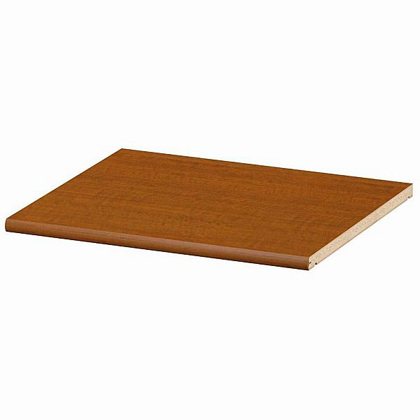 大洋 Shelfit(シェルフィット) エースラック/カラーラックM 追加棚板 標準タイプ 本体幅500×奥行400mm専用 ブラウン 1枚 (取寄品)