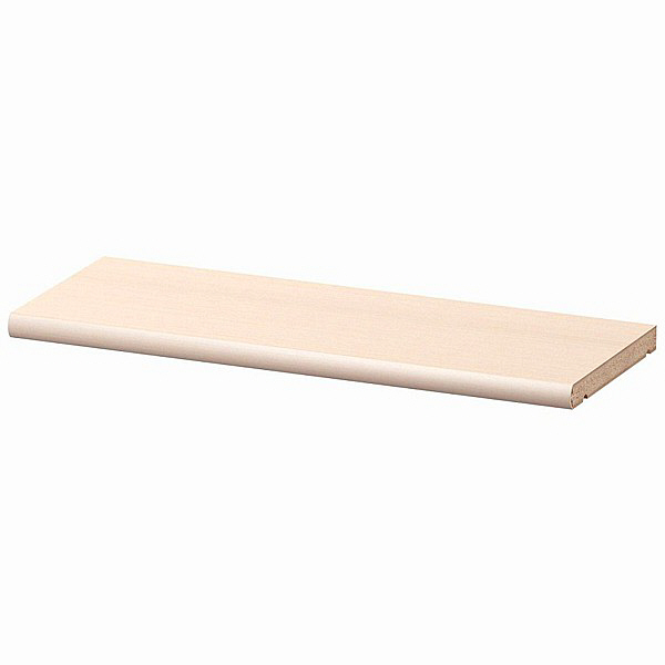 大洋 Shelfit(シェルフィット) エースラック/カラーラックS 追加棚板 標準タイプ 本体幅500×奥行190mm専用 ライトナチュラル 1枚 (取寄品)