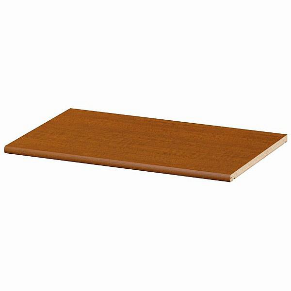 大洋 Shelfit(シェルフィット) エースラック/カラーラックM 追加棚板 標準タイプ 本体幅600×奥行400mm専用 ブラウン 1枚 (取寄品)