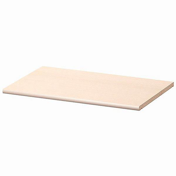 大洋 Shelfit(シェルフィット) エースラック/カラーラックM 追加棚板 標準タイプ 本体幅600×奥行400mm専用 ライトナチュラル 1枚 (取寄品)